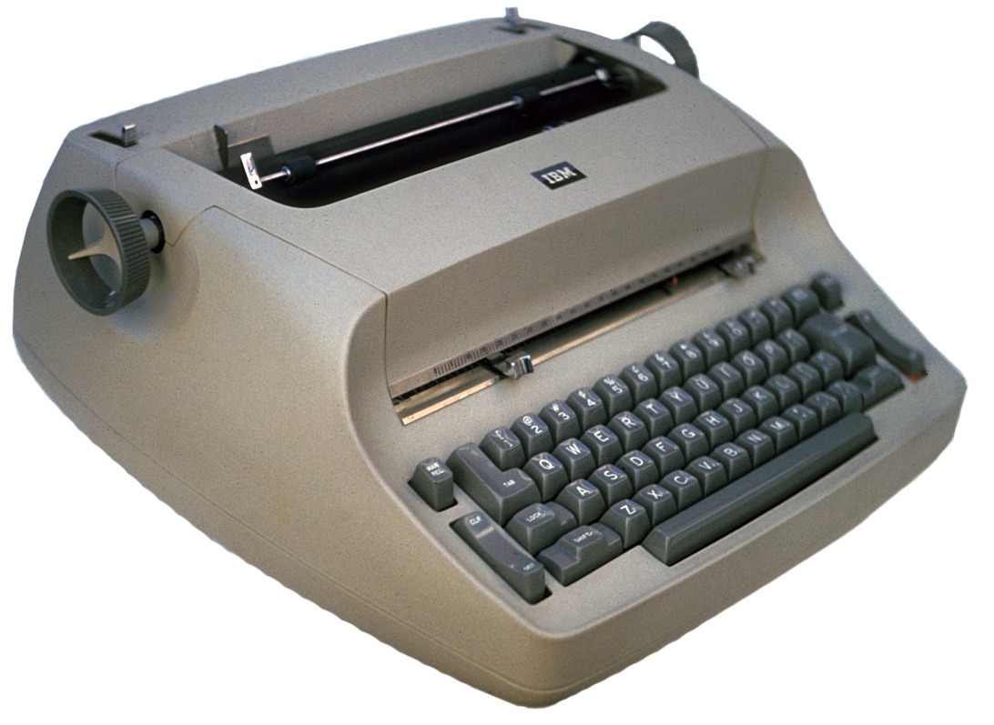 Yep, at one time this was 'high tech'!