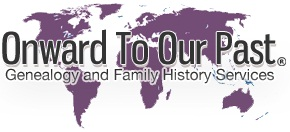 Onward To Our Past Genealogy Services Logo