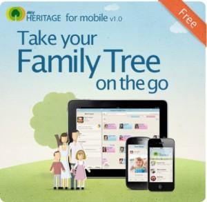 MyHeritage V1.2 App