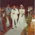 The day Carl D'Aquila officially became my Father-in-Law!