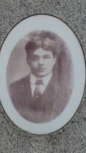 Albert Sluka, Cleveland City Policeman killed in the line of duty, found through genealogy.