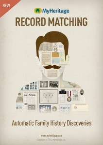 MyHeritage Announces Record Match Offering for Genealogy