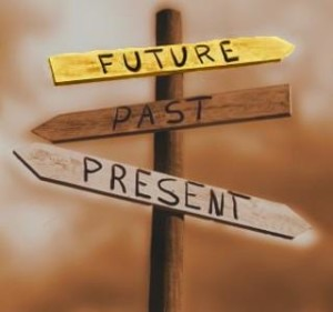Genealogy gives us a wonderful opportunity to mix the past, the present and the future!