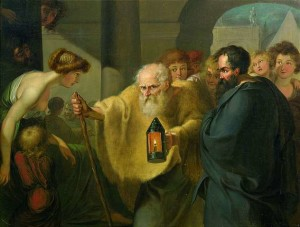 You can count on the Genealogy Diogenes!