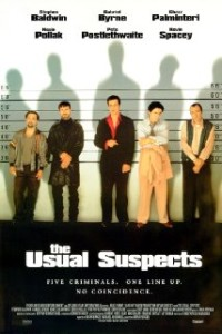 Don't always focus on The Usual Suspects.  Rather keep Keyser Soze in mind in your ancestry work.
