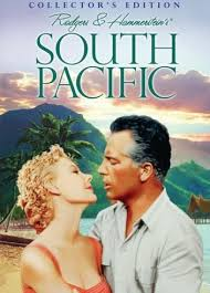 South Pacific poster for the movie