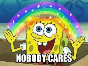 Really, Spongebob is right!