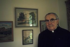 Professor Francis Dvornik, taken in 1973.