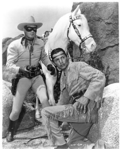 Even the Lone Ranger relied on Tonto!