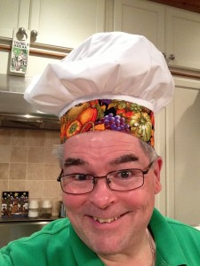 I am SO ready to get to cooking!