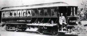 Photo of Funeral Car from Cleveland, Ohio