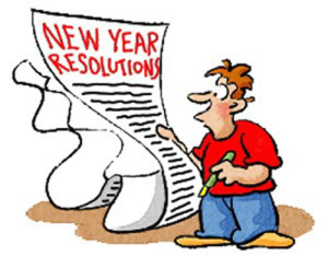 What are YOUR New Year's Resolutions for your genealogy work?