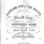Cleveland State Fair Waltzes