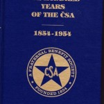 """Cover of the book """"One Hundred Years of the CSA"""""""
