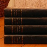 One of my sets of Sir John Maclean's history books.