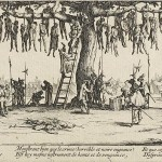 The Hanging Tree, by Jacques Callot