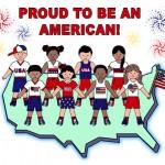 America IS diverse!  Celebrate inclusivity!