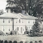 The replacement Bohemia Manor built about 1820.