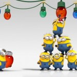 We could all use a minion or two this time of year!