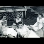 Three of my aunts and my mom and dad.  All gone now....