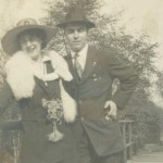 My Cornish Nana and Gramps while courting.
