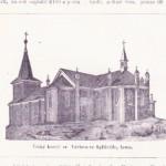 Czech church in Spillville, Iowa.