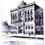 Plzensky Sokol Hall, Pilsen neighborhood, Chicago, Illinois