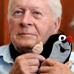 Zdenek Miler, creator of 'Little Mole' Frtek.
