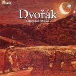 Dvorak music cover