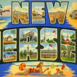 New Jersey post card