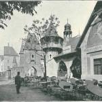 Entrance to Old Prague