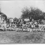 Leahey family gathering 7-27-1935