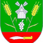 Coat of Arms of Chvalkovice.