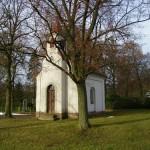 Parish church in Vacikov.