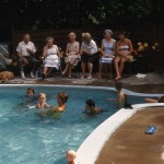 1961 Manning Pool with family small