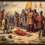 The Death of Otakar II