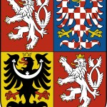 Coat of Arms of Czech Republic.