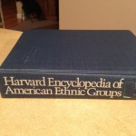 Harvard book from paint