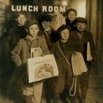 Newsboys in 1899