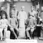 1904 Seyks crew at the mill