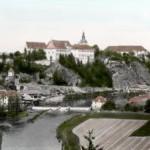 Bechyně. Birthplace of František Korbel.