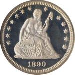 1890 quarter