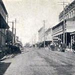 Brenham, Texas undated.