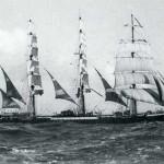 1921 sailing ship