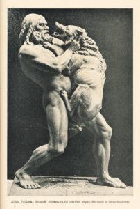 A fabulous sculpture by Albin Polasek!