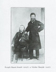 1878 Jonas with Snajdr from Capek