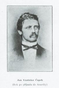 1878 J V Capek