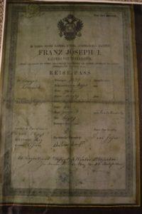 Knechtl Passport Bohemia small