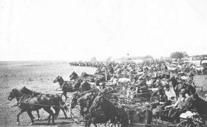 1908 land rush