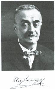 August Geringer